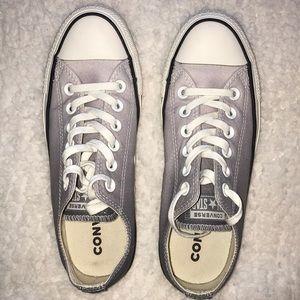 NWOT Grey Ombré Converse
